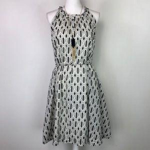 Banana Republic Diamond Pattern Dress